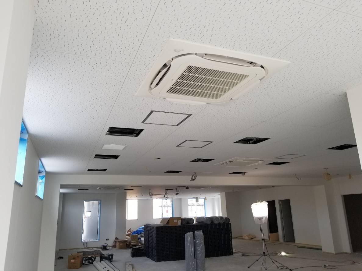 横浜市中区テナントビル新築工事物件