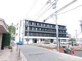 横浜市港北区マンション 新築工事物件