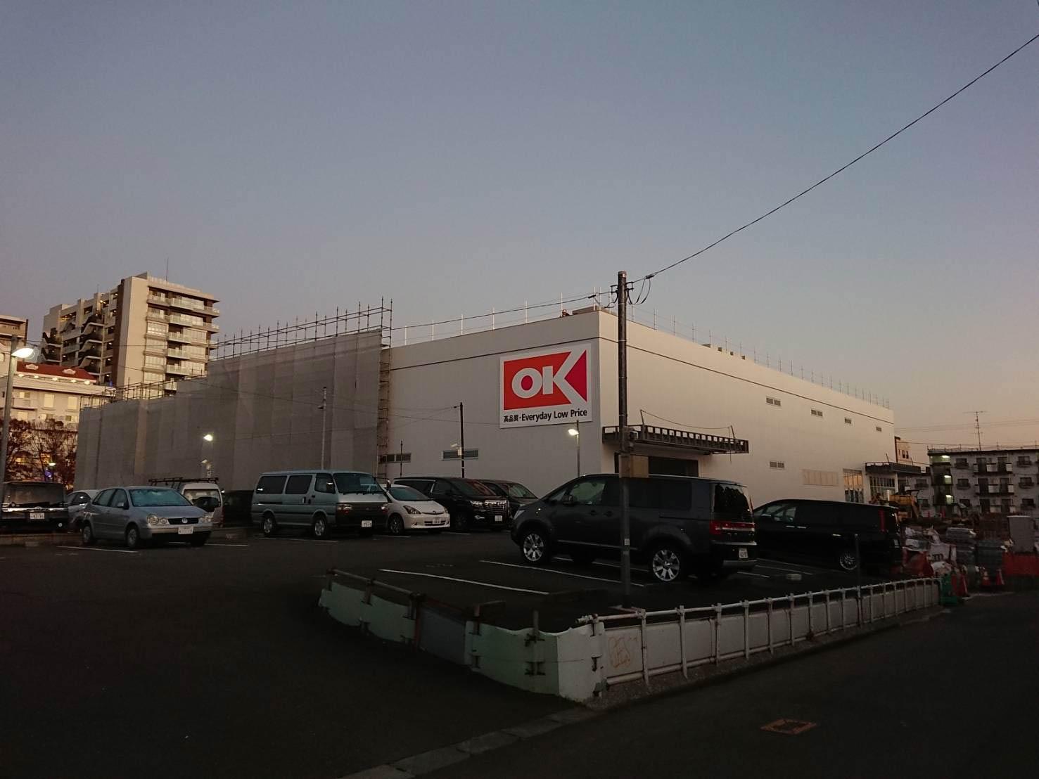 川崎市宮前区テナント新築工事物件