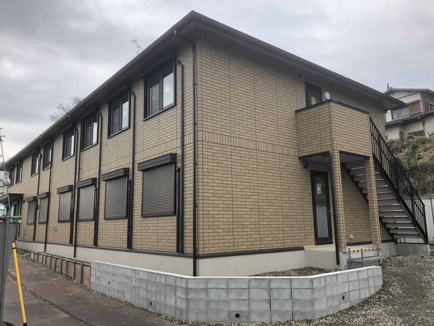 平塚市介護施設 新築工事物件